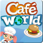 Alt My final project at Zynga was the cooking/restaurant simulation Café World, now the fastest growing game in Facebook's history with five million daily active users within one week of launching. I worked in collaboration with a dedicated group of designers, engineers, artists and producers, without whom this project wouldn't have been possible.