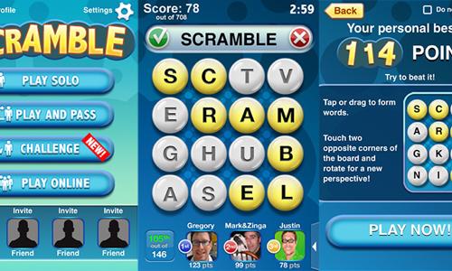 Scramble Live